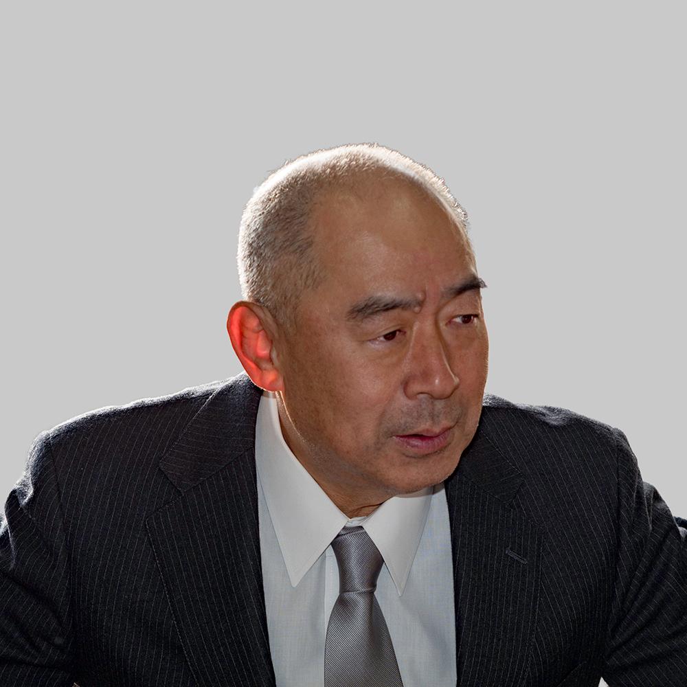 赤田利博社長近影